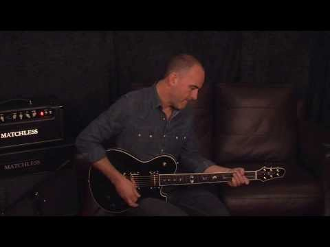 Seth Baccus Guitar demo with Rob Harris