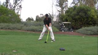 No Hinge Golf Swing With Driver - Hammer Man Lavery