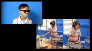 Download Lagu Imagine Dragons - Believer (Drum Cover) Gratis STAFABAND