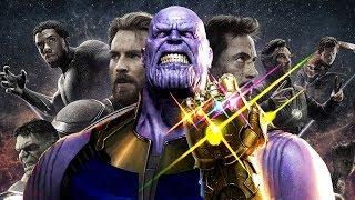 Avengers Infinity War Officially Crosses $2 Billion