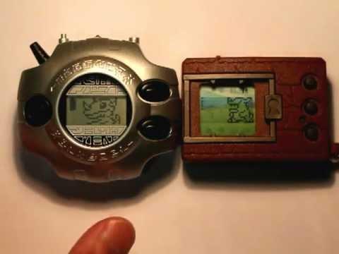 Digimon Digivice 1997 2 Digimon Digivice vs Digimon