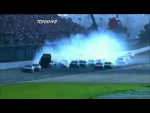 ACCIDENTES DE AUTOS NASCAR
