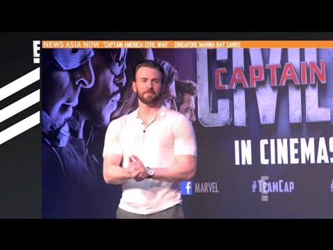 Captain America: Civil War Singapore Premiere | E! News Asia | E!