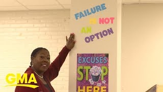 From janitor to assistant principal, woman shares journey of perseverance  | GMA Digital
