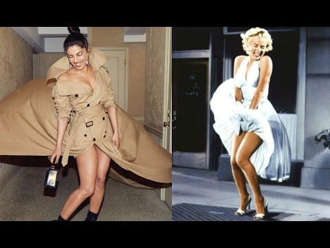 Priyanka Chopra's Marilyn Monroe Moment At MET Gala 2017 thumbnail