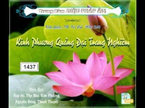 Kinh Phương Quảng Đại Trang Nghiêm