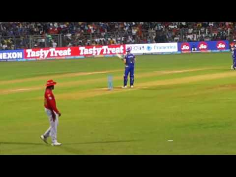 IPL CRICKET LIVE WATCH | 16 /05 / 2018 | MUMBAI INDIANS VS KING PANJAB