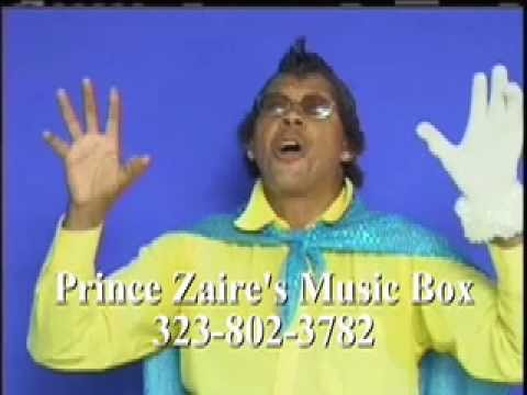 Prince Zaire's Music Box (Featuring Jet Set Hudson)