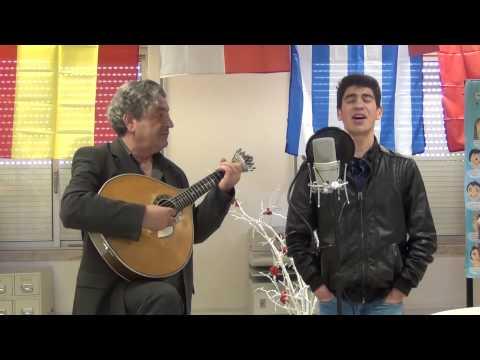 Fado do Afonsoeiro - Tiago Correia e Sid�nio Pereira