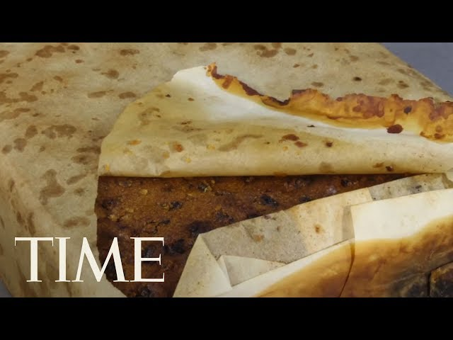 A 100-Year-Old Fruitcake Was Found 'Perfectly Preserved' In Antarctica | TIME