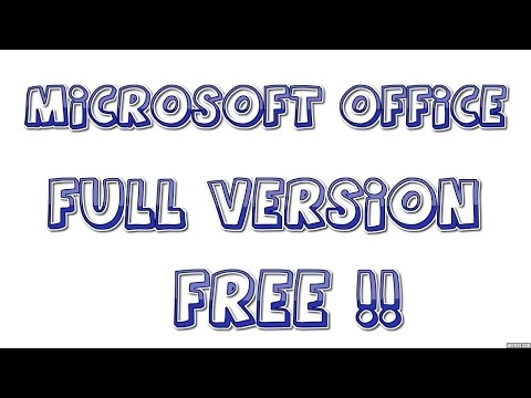 ►Download and install Microsoft Office 2013(FREE FULL VERSION)◄