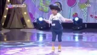 Hyuna child dance cover [Bubble pop/Change]