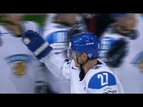 Finland - Austria 7-2