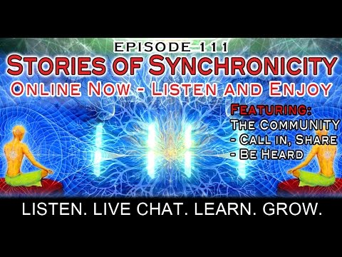 Paradigm Shift Radio Ep111 - Stories of Synchronicity. Community...