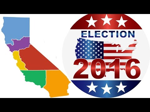 Six Californias Proposal Could Be On 2016 Ballot