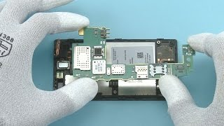 Disassembly Full Nokia Lumia 520