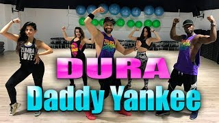 Download Lagu DADDY YANKEE - DURA - COREOGRAFIA ZUMBA SANZONETTI Gratis STAFABAND