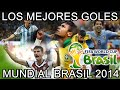 Los Mejores Goles del Mundial Brasil 2014