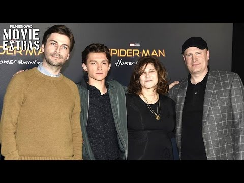 Spider-Man: Homecoming | Tom Holland, Jon Watts & Kevin Feige Talk About The Movie - Cinemacon 2017