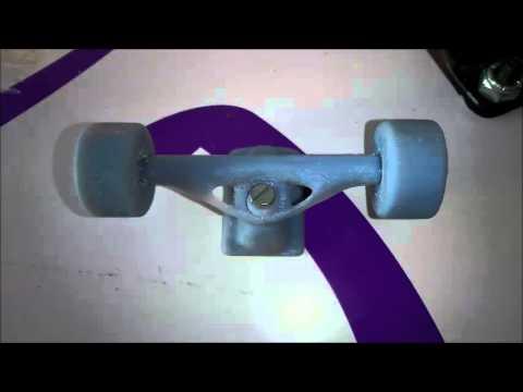 Printed Skateboard Trucks 3d Print Skateboard Truck