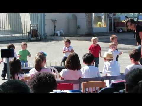 Mission Viejo Montessori Spring Concert 2013