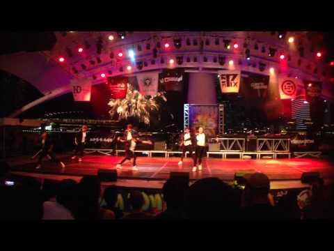 Esplanade Yfest 2014 - LASALLE School of Dance (Focus crew) - 06/22/2014
