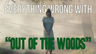 """Download Lagu Everything Wrong With Taylor Swift - """"Out Of The Woods"""" Gratis STAFABAND"""
