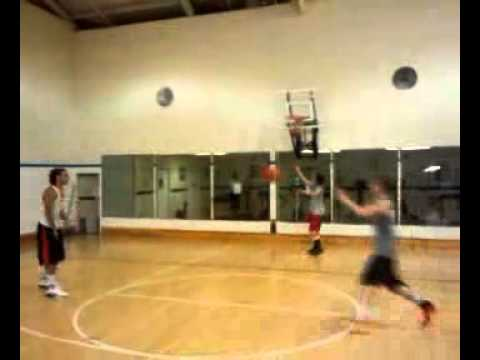 Hoop Dreams Basketball - Duke Shooting Drill - 1