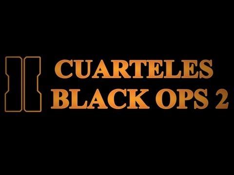 Black Ops 2: La Mejor Clase (Cuarteles) [1080p]