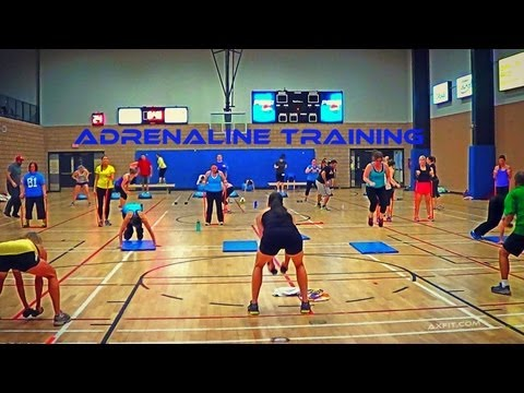 Circuit Training - Exercises Ideas