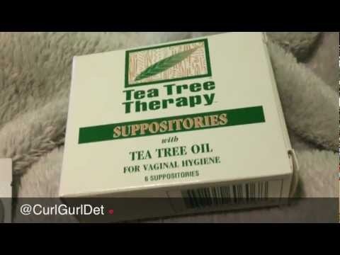 Natural Remedy - Feminine Hygiene And Ph Balance Tea Tree Therapy video