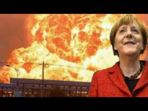 Angela Merkel's Martyrs Strike again in Ansbach