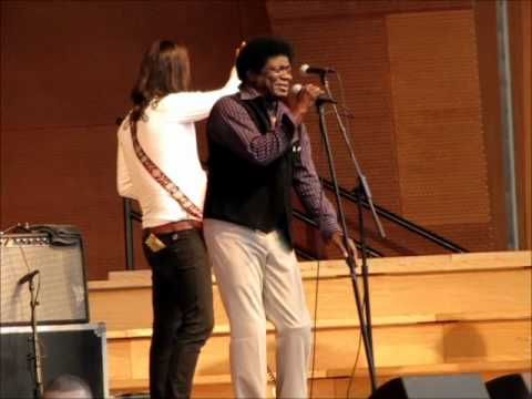 Charles Bradley and his Extraordinaires @ The Pritzker Pavilion 071612