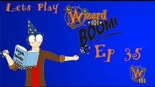 Let's Play Wizard 101 ep 35 - ROLLING FATS