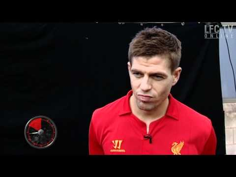 Steven Gerrard plays LFC TV's Yes /No game? Click here for more great Liverpool videos http://www.liverpoolfc.tv/video.
