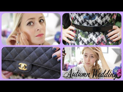 Get Ready With Me: Autumn Wedding!