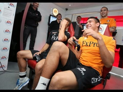 FIFA 13 Pro Footballer Tournaments | Fulham