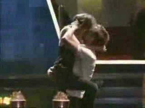 The Notebook MTV Best Kiss Award Video