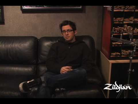 Zildjian Behind the Scenes - Sam Loeffler (Chevelle)
