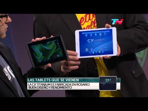 TN Tecno 238-2 Nvidia Tegra Note 7 vs. CX Titanium