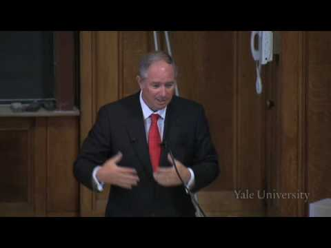 20. Guest Lecture by Stephen Schwarzman