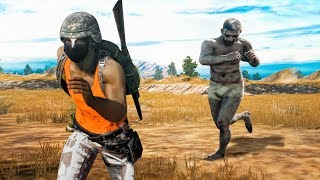 NEW ZOMBIES IN PUBG! (PlayerUnknown