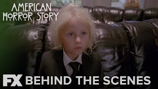 Inside American Horror Story: Hotel - White Haired Children