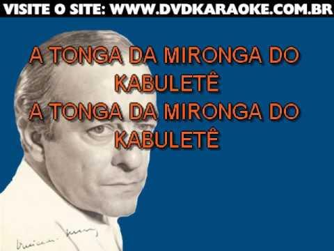 Vinícius De Moraes   A Tonga Da Mironga Do Kabuletê