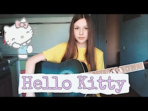 Avril Lavigne - Hello Kitty (acoustic Cover) video