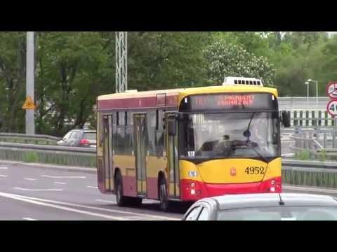 Autobusy I Tramwaje W Warszawie 2016