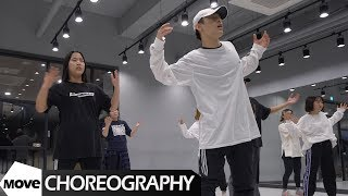 CHOREOGRAPHY dance program / Chris Brown - Wobble Up