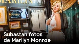 Subastan fotos de la última sesión de Marilyn Monroe antes de morir - Despierta con Loret