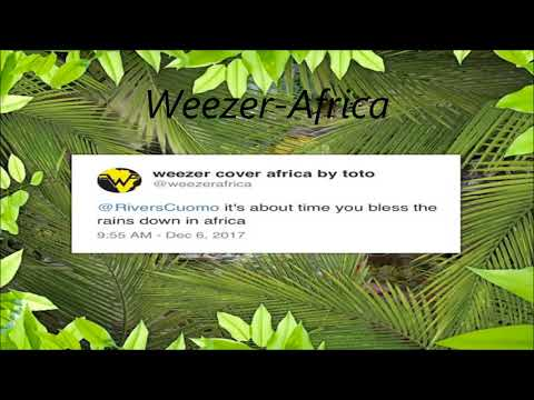 Weezer - Africa (Toto Cover) HQ Sound