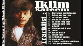 Download Lagu Saleem/Iklim - Hits Lagu Malaysia Pilihan Terbaik | Slow Rock Malaysia Populer Gratis STAFABAND